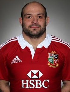 Rory Best is a 2013 British and Irish Lion and here's your proof