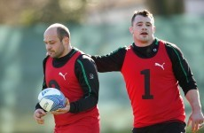 Rory Best targets starting spot against Australia after Lions call-up