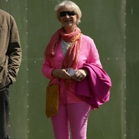 Helen Mirren continues her quest to be the Soundest Person Ever