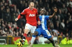 Martinez: Rooney should have walked for elbow on McCarthy