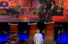 VIDEO: Friday's Graham Norton Show vs Friday's Late Late Show
