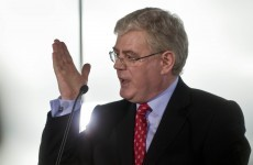 Eamon Gilmore not drawn on negotiations for coalition with Fine Gael