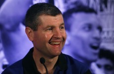 Denis Irwin: Ireland v England is always a big game
