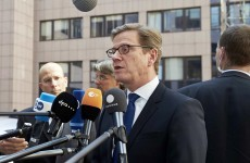 EU's foreign ministers still can't decide whether to arm Syria's rebels