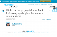 Homeless dad reunited with daughter after Twitter posts
