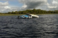 Six people rescued from sinking cruiser on Lough Ree