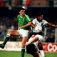 Retro minute-by-minute: Ireland v England, Italia '90, as it happened