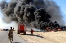 Iraq's largest oil refinery damaged in explosion