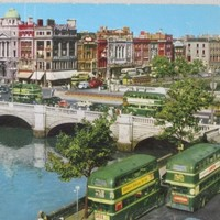 Postcards of Ireland from the last 100 years are a thing of beauty