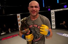 Pendred robbed of title defence in front of home crowd but UFC on the horizon