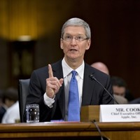 Apple CEO: 'Nothing nefarious' about Irish tax affairs
