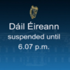Dáil suspended - twice - as opposition criticises time to debate pay cuts