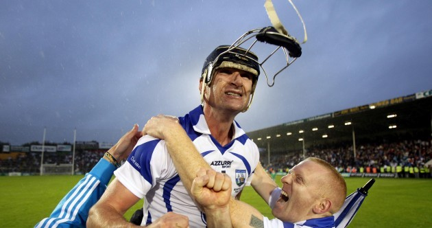 16 reasons why Waterford's Tony Browne is a hurling legend