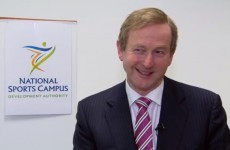 Enda Kenny urges Ireland to 'sock it to' the English at Wembley