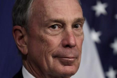 New York Mayor Michael Bloomberg.