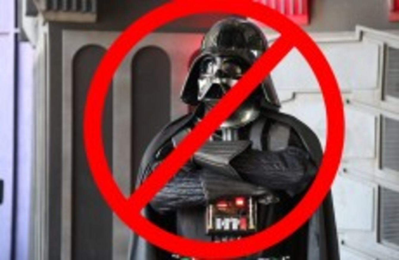 Bad news    Star Wars isn't filming in Ireland after all*