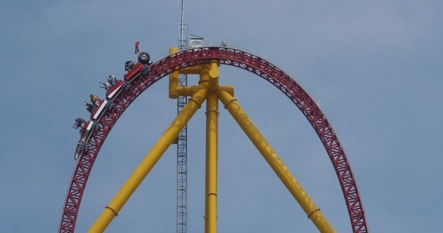 15 of the most terrifying rollercoasters on the planet