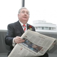 New broadcasting charge won't be used to save ailing newspapers