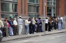 Unemployment down to 13.7 per cent as 20,500 find work