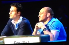 VIDEO: Rory Best doesn't know the name of the Lions coach