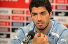Luis Suarez unsure on Liverpool future
