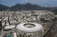 Brazil-England friendly scrapped over security - report