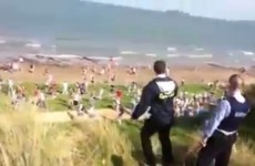 Three arrested after good weather brings trouble to Portmarnock beach