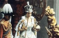 60 years ago today Queen Elizabeth II was crowned