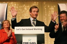 Kenny called Eamon Gilmore 'to discuss coalition'