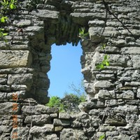 15th century window frame stolen from Leitrim church