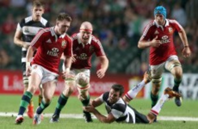 As it happened: Lions v Barbarians, 2013 tour opener