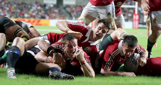 Reaction: Lions pounce, but Farrell caught off-guard in rout