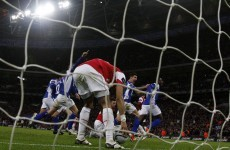 The Watercooler: Arsenal could count cost of Carling Cup let-down