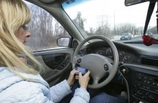 Nine per cent admit to surfing the web while driving