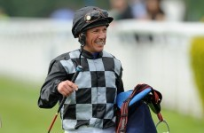 Dettori back in the saddle after drugs ban -- and he's coming to Leopardstown
