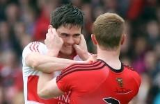 Down blitz Derry to book Ulster semi-final spot