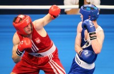 1 win, 1 defeat as Ireland's boxers get underway at European Championships