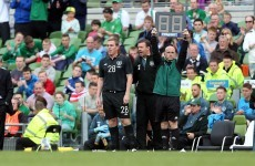 Dunne delighted to be back after 12-month lay-off