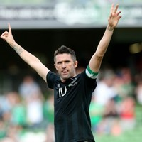 'I might look back in years to come and say 'I did okay for a Tallaght lad'' - Keane