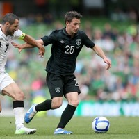 Trapattoni hints Hoolahan could start against the Faroes