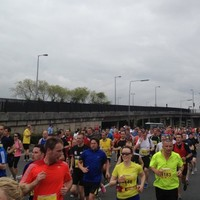 Tens of thousands take to the streets for marathons in Cork and Dublin