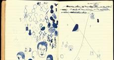 Original manuscript of Samuel Beckett's first novel for sale