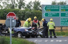 85-year-old driver of car in Kildare crash dies