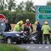 85-year-old driver of car in Kildare crash dies