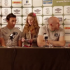 Republic of Ireland stars grilled on WAGs, baldness and 'looker' Manuela