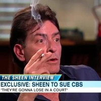 Charlie Sheen admits to being on a drug...called Charlie Sheen