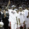 LeBron was on fire last night as Miami Heat won the Eastern Conference