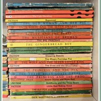 8 books that MADE your childhood
