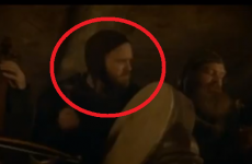 So, did you spot the Coldplay drummer in Game of Thrones last night?
