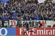 Late penalty sees Japan become first team to qualify for Brazil 2014